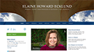 Elaine Howard Ecklund